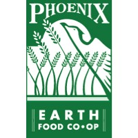 Phoenix Earth Food Co-op logo.